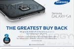 Samsung Mobile Exchange offers for Samsung Galaxy S5 – Off upto Rs. 50,000.00