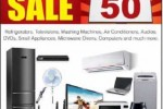 Abans Clearance Mega Sale at State Trading Corporation – 6th to 8th June 2014