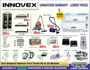 Damro Home appliances Prices – attached here