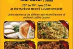 Jaffna Food Promotion 2014 at Grand Oriental Hotel – from 20th to 29th June 2014