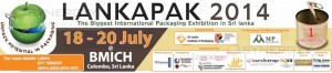 LANKAPAK 2014 from 18th to 20th July 2014