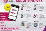 LG smart phones with L Smart warranty – LG Smartphone Prices attached – June 2014