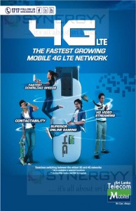 Mobitel 4G LTE internet – Now available