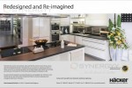 Redesigned and Re-imagined by Hacker Kitchen interior