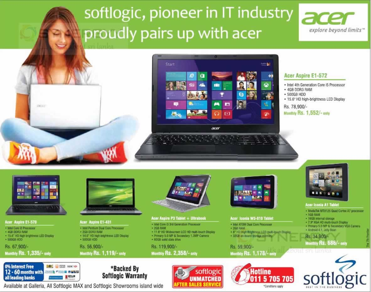 Acer Laptop And Tablet Prices In Srilanka 171 Synergyy