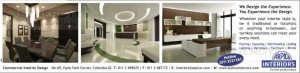 Arpico Interiors for your Interiors works in Srilanka