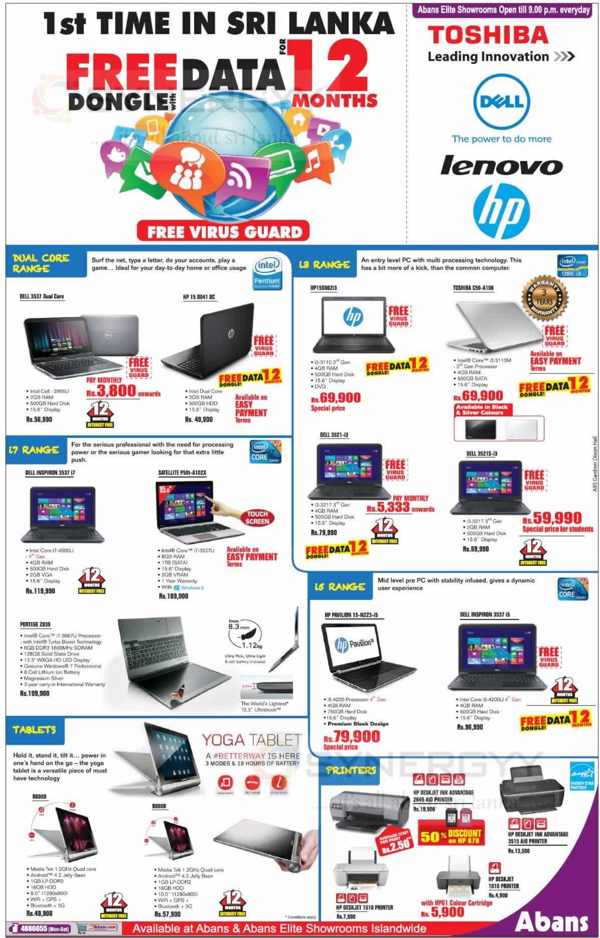 Hp Tablet In Sri Lanka Synergyy