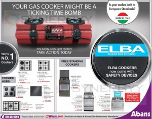 ELBA Cooker – European Standard Cookers in Srilanka