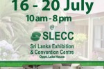 Home and Home Related Exhibition in Colombo – 16th to 20th July 2014 at SLECC