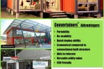 Portable Container House from Hayleys Logiventures