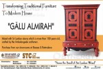 GALU ALMIRAH from State Timber Corporation