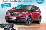 Hyundai Santa Fe 2014 available now in Sri Lanka for USD 20,700 for Permit Holder