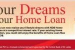 NDB Home Loan Max