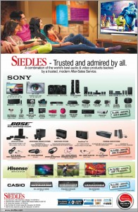 Sony Duty Free Shop in Sri Lanka