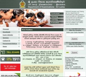 Grade 5 Scholarship Examination 2014 Result is expected to released in few day at www.doenets.lk