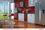 Range of Pantry Cupboards from Singer Home
