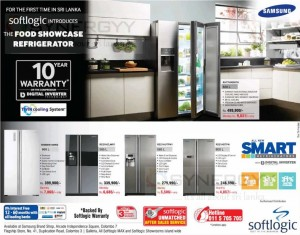 Samsung Refrigerators from Rs. 4,857.00 Monthly Instalments