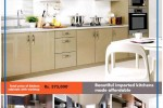 Affordable Kitchen Interior in Sri Lanka – Rs. 225,000.00 Upwards from Centre point