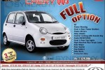 Chery QQ3 for Rs. 1,475,000/- from Ideal Chery Automobiles in Sri Lanka – August 2015