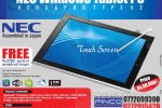 NEC Windows Tablet PC for Rs. 56,000.00 from Finco Technologies