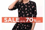 70% off at Mango