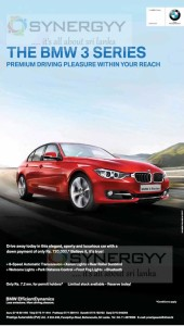 BMW 3 series now available for Rs.7.2 Million for Permit Holders – Prestige Automobile (Pvt) Ltd