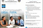 Commonwealth MBA / MPA from The Open University of Sri Lanka – Application Calls now until 30th January 2015