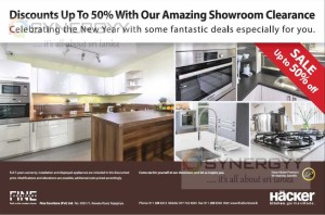 Discounts Up To 50% for Hacker Kitchen from Fine Furniture