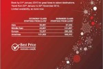 Emirates New Year 2015 Sale Extended till 31st January 2015