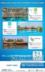 Enjoy Discount upto 50% at Uga Resorts and Club Bentota till 28th February 2015