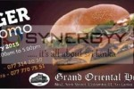 Grand Oriental Hotel Burger Promotion – from 21st to 30th January 2015