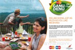 Master Card Ganu Denu – 400 Vouchers to be won from 1st December to 31st January 2015