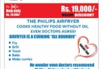 Philips Air fryer Now for Rs. 29,900.00 at Abans