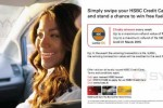 Use HSBC Credit card and enjoy free fuel for 1 year