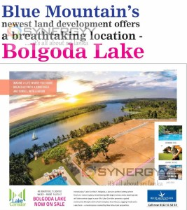 Bolgoda Lake Luxury Houses