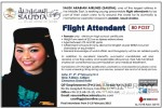 Cabin Crew Job Interview for Sadui Arabian Airline – 3rd to 5th February 2015