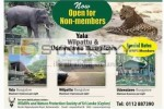 Department of Wildlife Bungalows are Open for Public