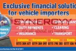 Finance for Vehicle Importers – Melsta Regal Finance Ltd