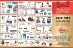 Hunter and Company Free Gift Promotion for every purchases till 28th February 2015