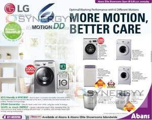 LG Washing Machine Sale in Sri Lanka
