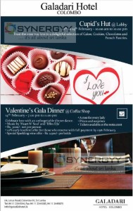 Valentine's Day at Galadari Hotel