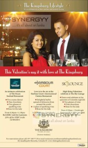 Valentine's Day at the Kingsbury