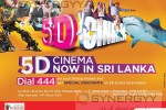 5D Cinema now in Sri Lanka