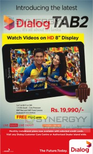 Dialog Introduce Dialog Tab 2 for Rs. 19,990/-