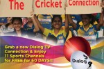 Enjoy ICC worldcup at Star Sport now available from Dialog