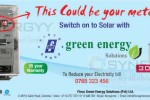Green Energy Solution Solar power Generation