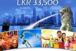 Holiday to Singapore for Rs. 33,500/- upwards