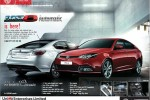 MG6 Turbo Automatic now available in Sri Lanka for Rs. 5,850,000/- upwards