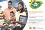 Master Card Ganu Denu Rewards until 30th April 2015