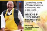 Master Chef All-Star Australia Kumar Pereira Local Cuisine in Colombo on 3rd & 4th March 2015